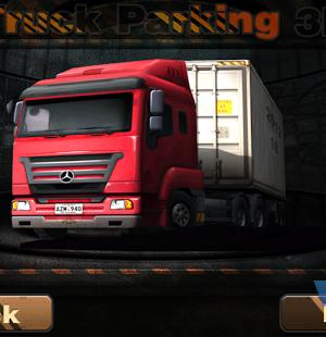 Real Truck Parking 3D Ekran Görüntüleri - 1