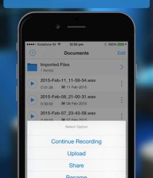 Recorder App Ekran Görüntüleri - 3