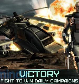 Rivals at War Ekran Görüntüleri - 1