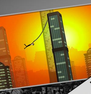 Rope'n'Fly - From Dusk Ekran Görüntüleri - 1