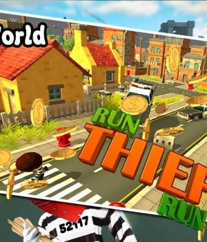 Run Thief Run Ekran Görüntüleri - 2