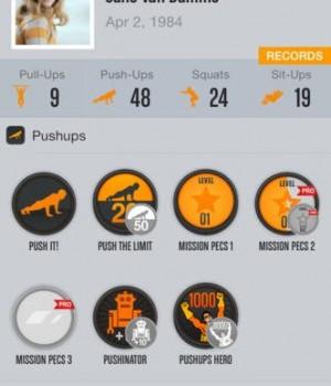 Runtastic Push Ups Trainer Ekran Görüntüleri - 1