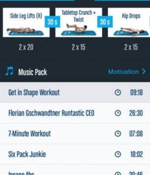 Runtastic Six Pack Ekran Görüntüleri - 1