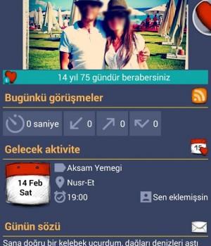 Sevgili Takip Ekran Görüntüleri - 4
