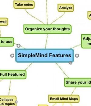 SimpleMind+ Ekran Görüntüleri - 1