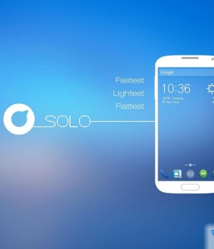 Solo Launcher Ekran Görüntüleri - 1