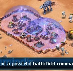Star Wars: Commander Ekran Görüntüleri - 1