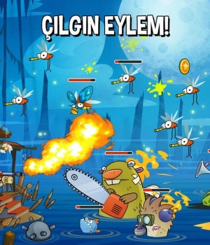 Swamp Attack Ekran Görüntüleri - 5
