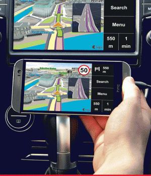 Sygic MirrorLink Navigation Ekran Görüntüleri - 5