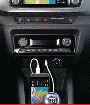 Sygic MirrorLink Navigation Ekran Görüntüleri - 2