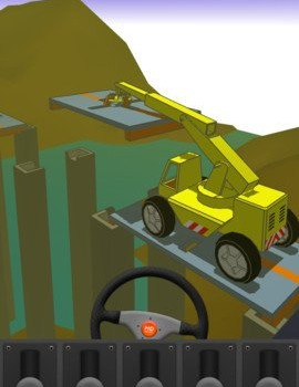The Little Crane That Could Ekran Görüntüleri - 2