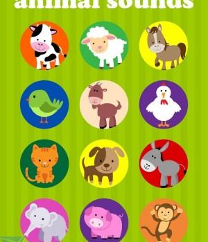 Toddler Animal Sounds Ekran Görüntüleri - 2
