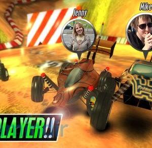 Touch Racing 2 Ekran Görüntüleri - 1