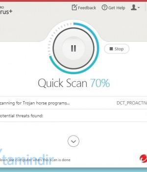 Trend Micro Antivirus + Security Ekran Görüntüleri - 3