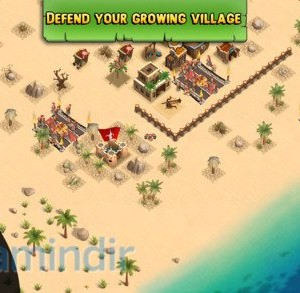 Tribal Rivals Ekran Görüntüleri - 1