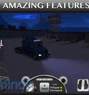 Truck Simulator 3D Ekran Görüntüleri - 1