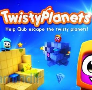 Twisty Planets Ekran Görüntüleri - 3