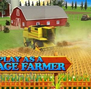 Village Farmer Simulator 3D Ekran Görüntüleri - 1