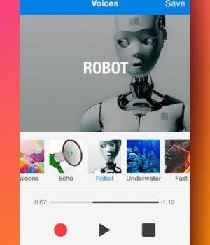 Voice Changer Ekran Görüntüleri - 1