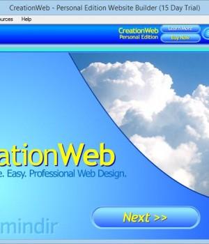 Web Site Builder Ekran Görüntüleri - 1