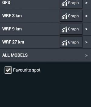 WindGuru Ekran Görüntüleri - 2