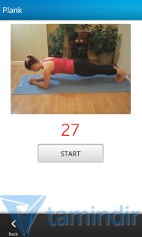 Workout Planner Ekran Görüntüleri - 1