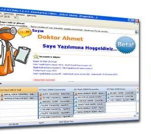 Saye Aile Hekimliği Bilgi Sistemi Ekran Görüntüleri - 1