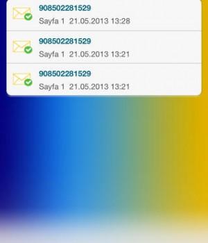 Turkcell Akıllı Faks Ekran Görüntüleri - 1