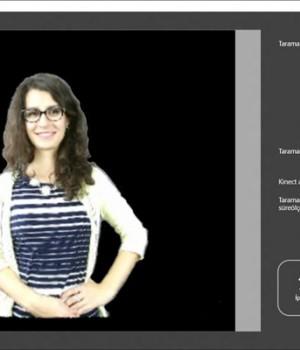 3D Scan Ekran Görüntüleri - 3