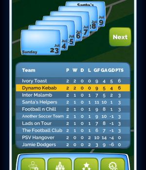 5 A Side Legends Football Manager Ekran Görüntüleri - 3