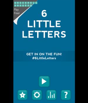 6 Little Letters Ekran Görüntüleri - 1