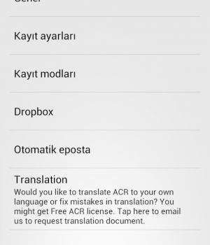ACR Ekran Görüntüleri - 4