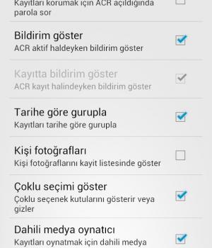 ACR Ekran Görüntüleri - 3