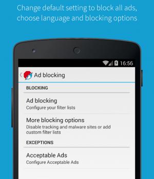 Adblock Browser Ekran Görüntüleri - 3