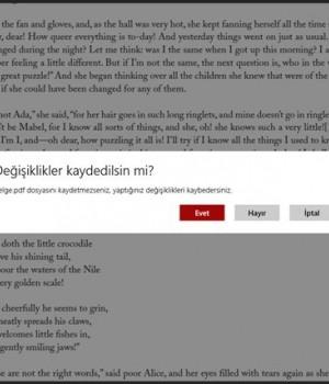 Adobe Reader Touch Ekran Görüntüleri - 1