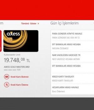 Akbank Direkt Mobil Ekran Görüntüleri - 1