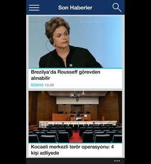 Anadolu Ajansı Ekran Görüntüleri - 2