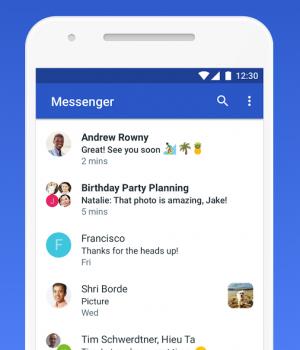 Android Messages Ekran Görüntüleri - 4