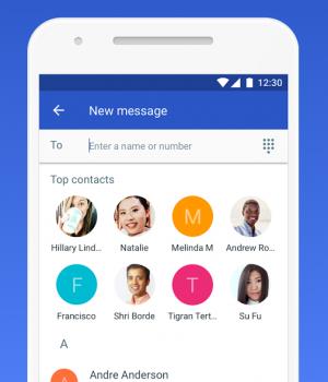 Android Messages Ekran Görüntüleri - 5