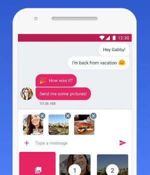 Android Messages Ekran Görüntüleri - 2