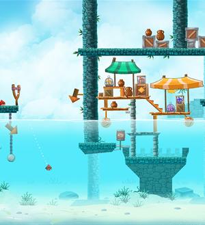 Angry Birds Rio Ekran Görüntüleri - 3