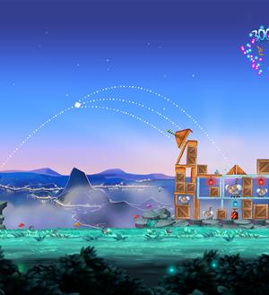 Angry Birds Rio Ekran Görüntüleri - 1