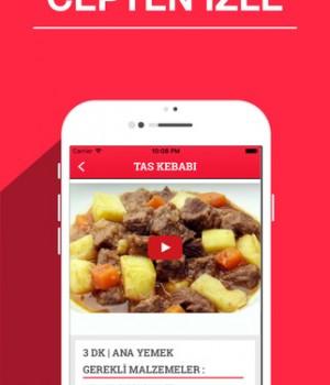 Aşçı - Videolu Pratik Yemek Tarifleri Ekran Görüntüleri - 1