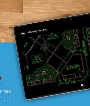 AutoCAD 360 Ekran Görüntüleri - 3