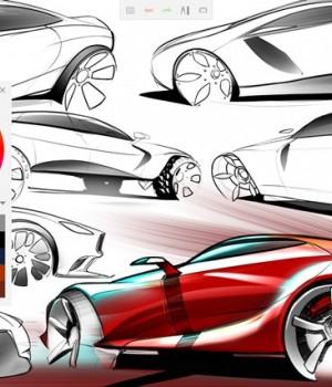 Autodesk SketchBook Ekran Görüntüleri - 4