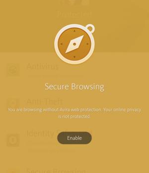 Avira Antivirus Security Ekran Görüntüleri - 1
