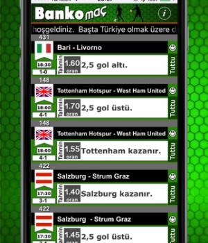 Banko Maç Ekran Görüntüleri - 5