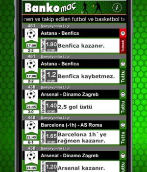 Banko Maç Ekran Görüntüleri - 1