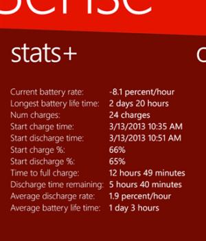 Battery Sense Ekran Görüntüleri - 2