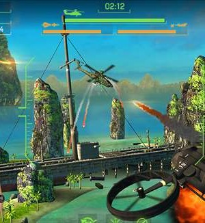 Battle of Helicopters Ekran Görüntüleri - 2